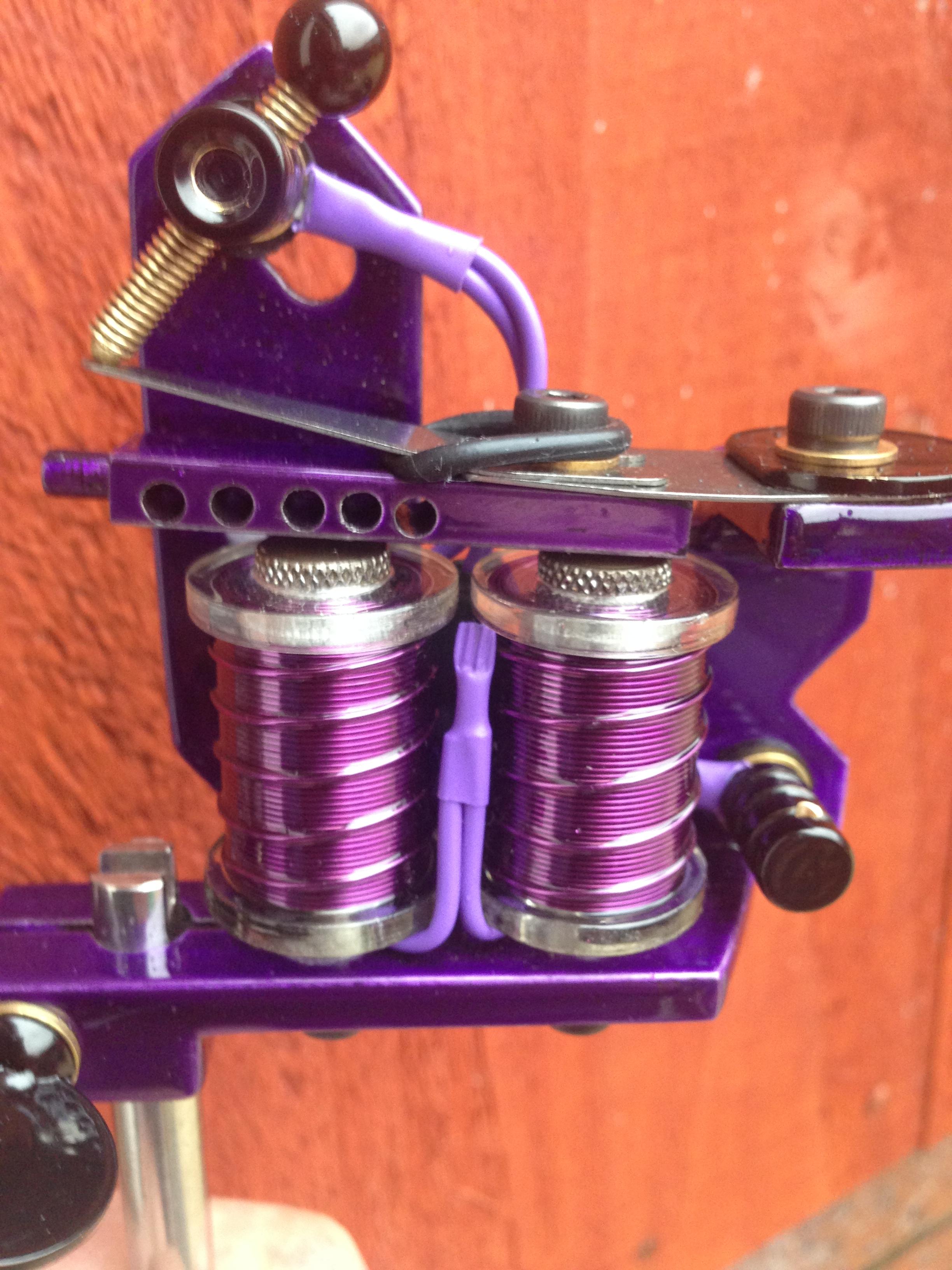 custom machine coils