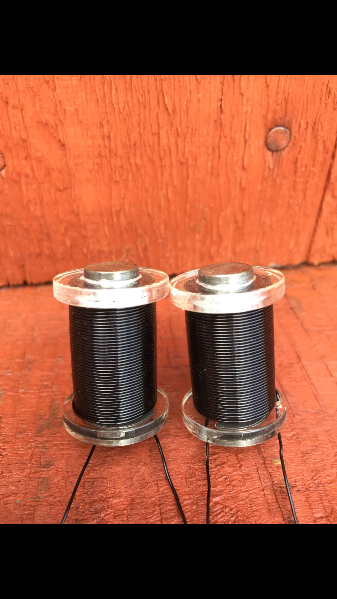 tattoo coils wiring dyna ignition coils wiring diagram for kz1000 mk2 1980 8 layer, 32mm, hand wound tattoo machine coil black wire | aidan macspratt